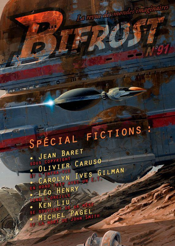 BIFROST 91   SPECIAL FICTIONS